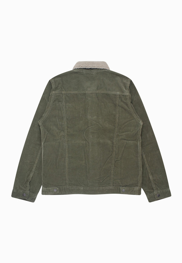 EMPIRE OLIVE CORDUROY