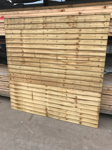 Tanascreen fence panels