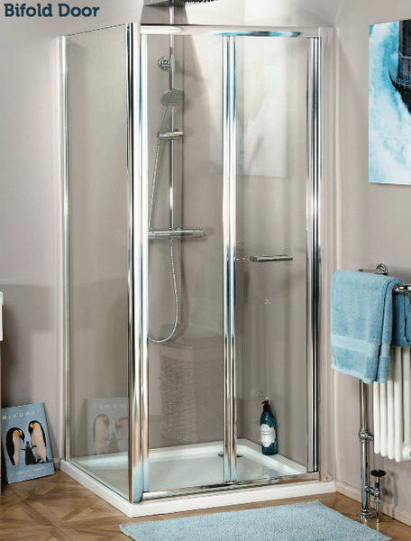 Shower Doors (Pivot, Bifolds, Side Panels)