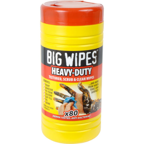 Big Wipes, Heavy duty textured wipes