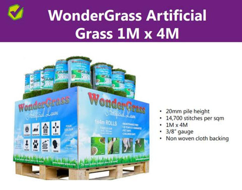 WonderGrass Artificial grass