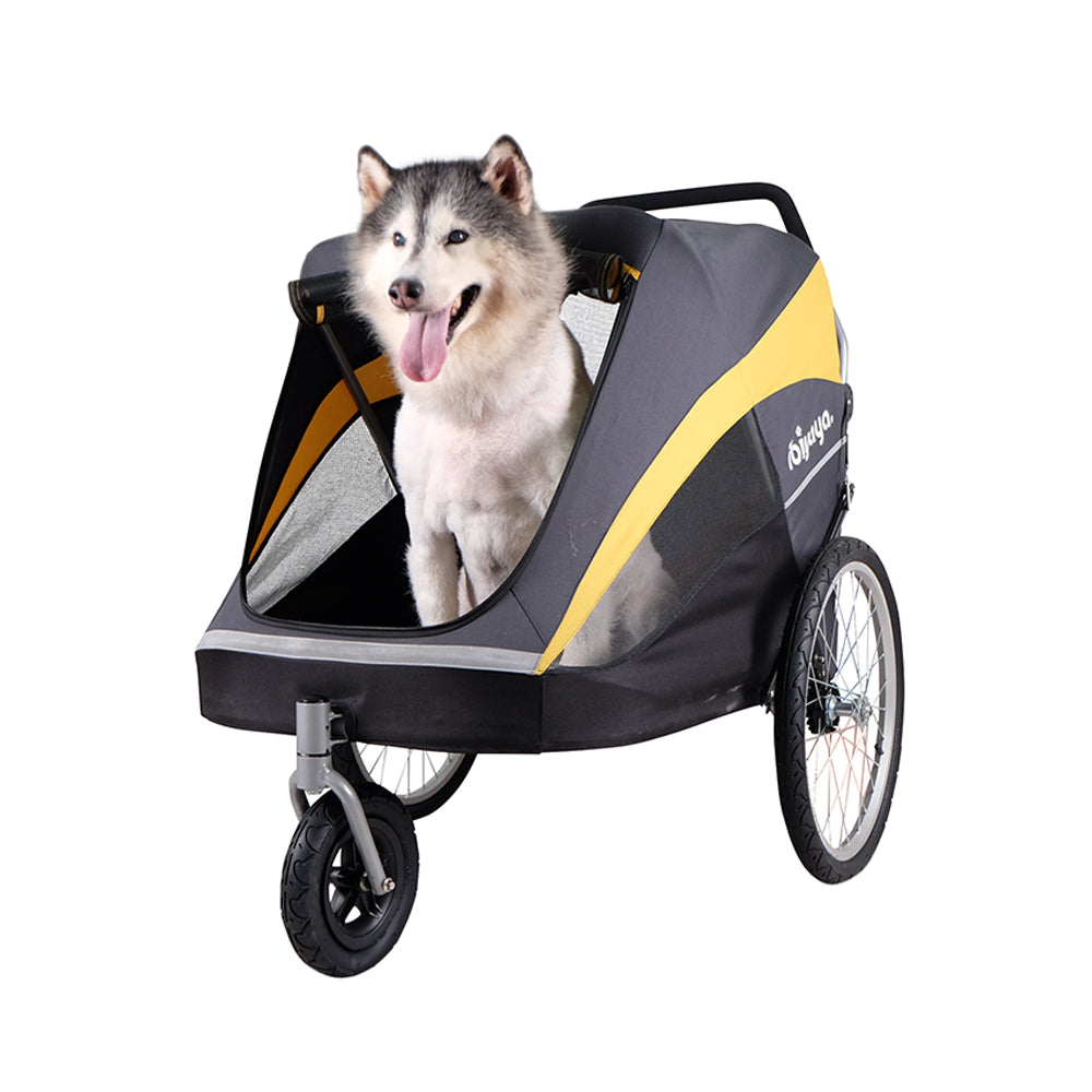 The Hercules Heavy Duty Pet Stroller