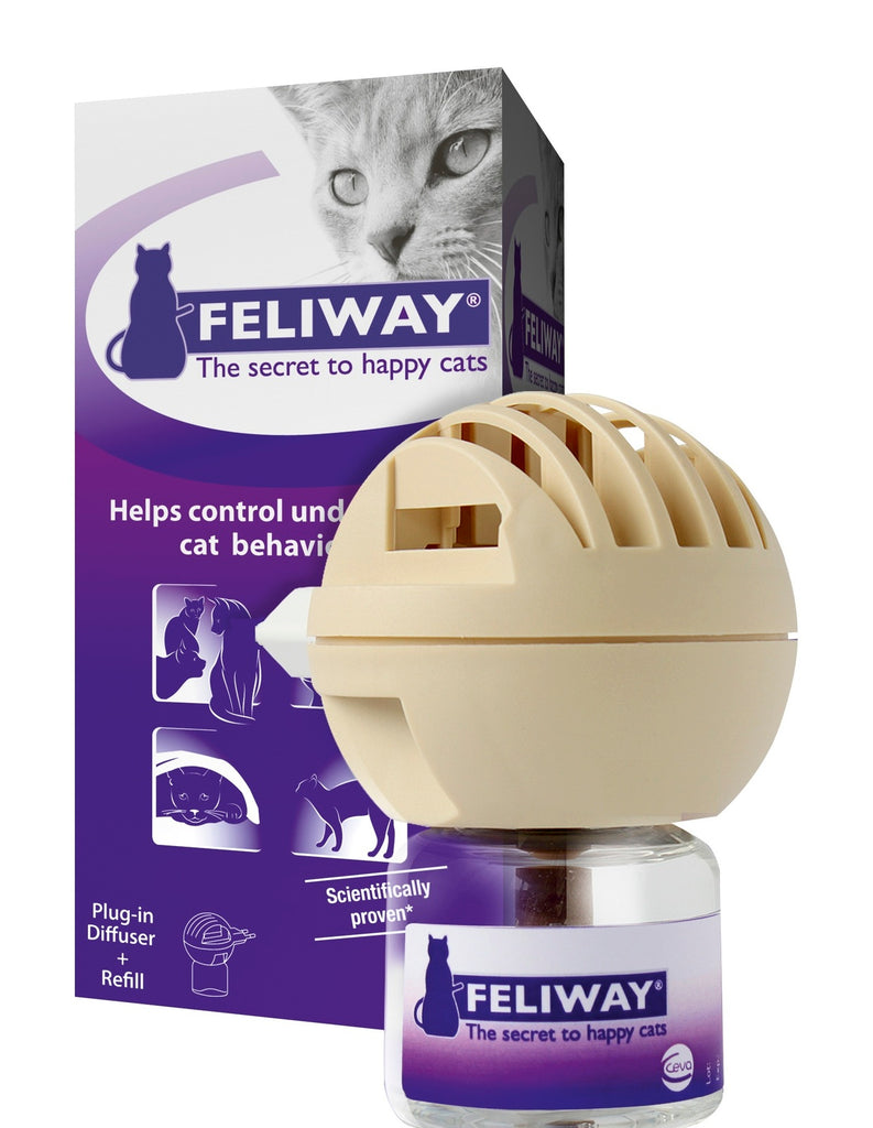 Feliway 48ML Diffuser & Refill - House of Pets Delight