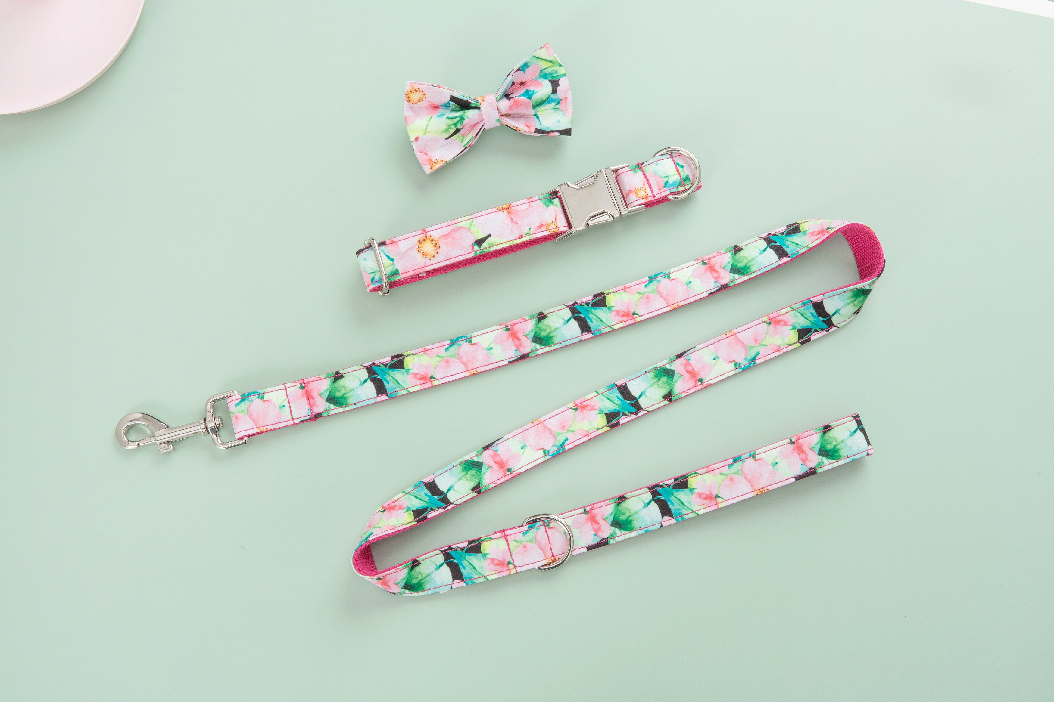 The Floral Set With Bow (Pre-Order)