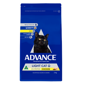 Advance – Adult Cat – Light 2kg