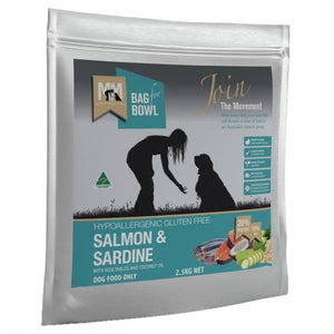 Meals For Mutts – Salmon & Sardine 2.5kg