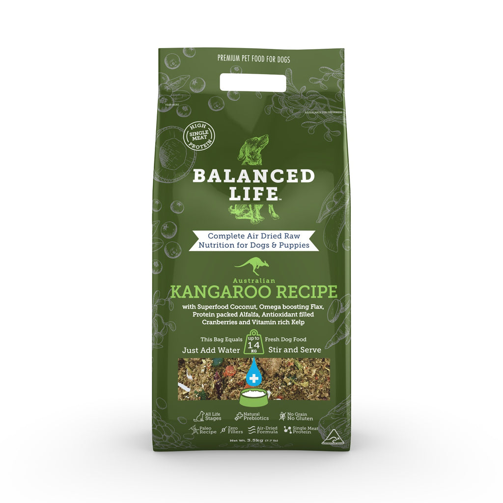 Balanced Life Kangaroo For Dogs 3.5Kg