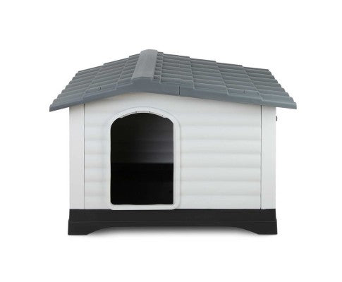 Grey Dog Kennel - House of Pets Delight