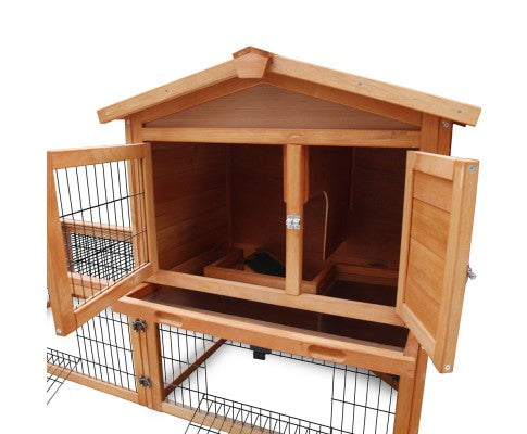 Pet 155cm Tall Wooden Pet Coop - House of Pets Delight