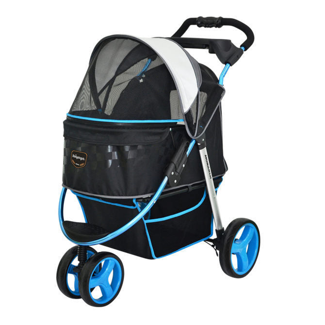 Monarch Premium Pet Jogger – F1 Moto by ibiyaya