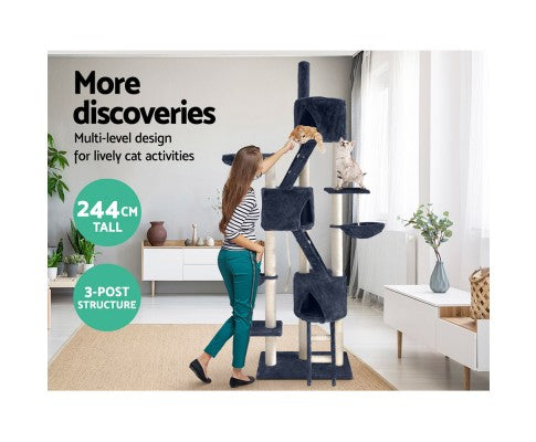 Giant Multi Level Cat Tree