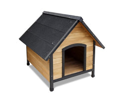 Wooden Dog Kennel - Extra Large - House of Pets Delight