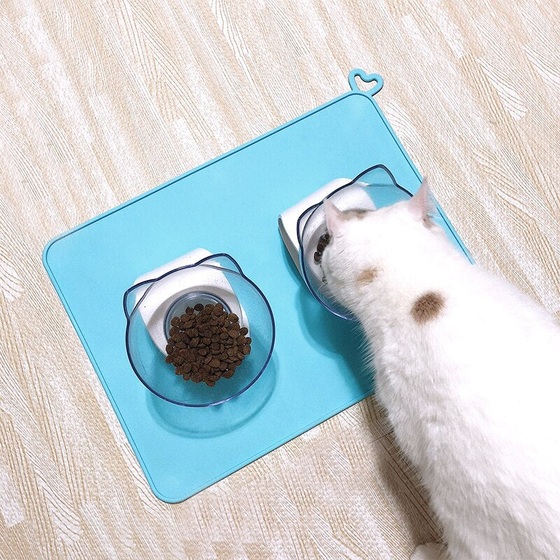 Pet Waterproof Silicone Food Mat