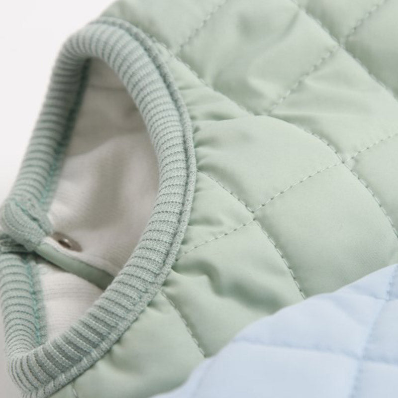 Padded Luxe Dog Vest