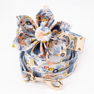 Florist Flower Collar & Lead Set