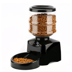 5.5L Automatic Program Digital Display Pet Feeder - House of Pets Delight