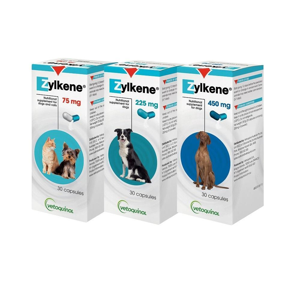 Zylkene Anxiety & Behaviour Capsules x30