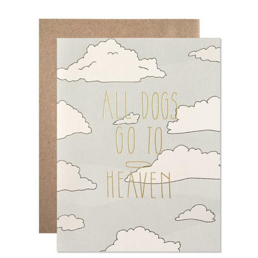 Hartland Brooklyn - Sympathy / All Dogs Go To Heaven Card
