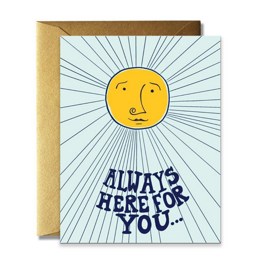 Native Bear - Always Here For You Card