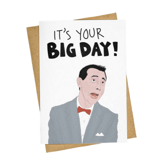 Tay Ham - Big Day Card
