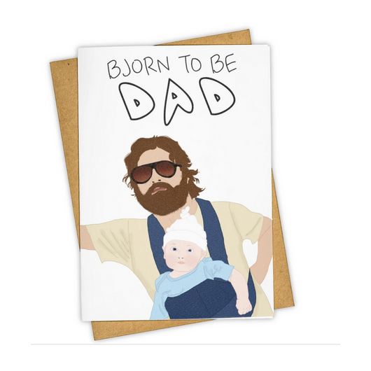 Tay Ham - Baby Bjorn to be Dad Card