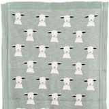Bloomingville - Cotton Knit Baby Blanket