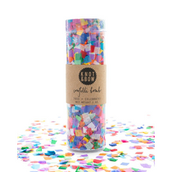 Knot & Bow - Multicolored Confetti Bomb