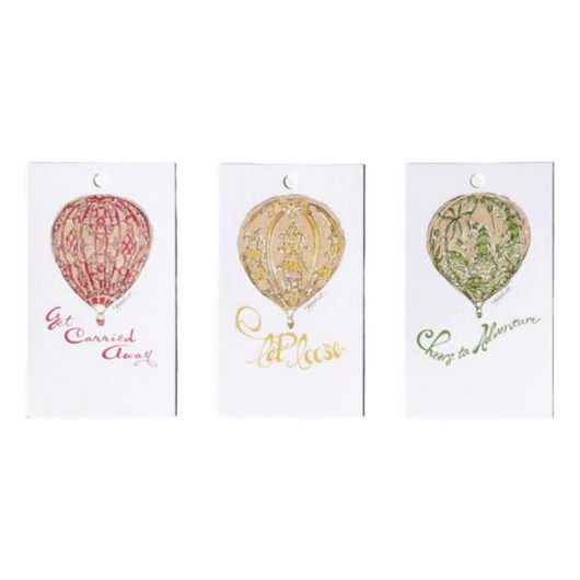 Grey Hall Design - Gift Tags
