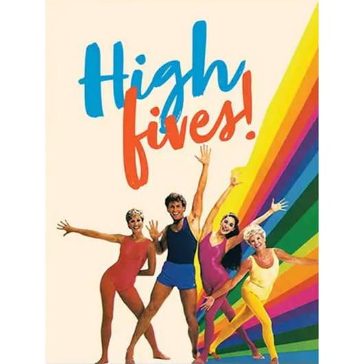 Offensive + Delightful - High Fives Card