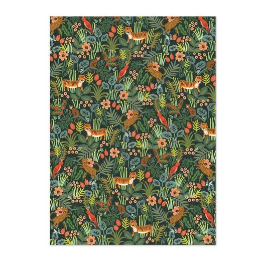 Rifle Paper Co. - Jungle Wrapping Sheet