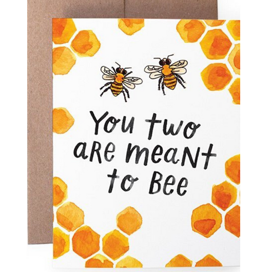 Handzy Shop + Studio - Meant to Bee Card
