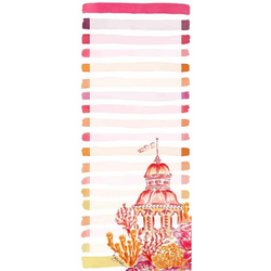 Grey Hall Design - Pagoda Notepad