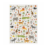 Rifle Paper Co. - Party Animals Wrapping Sheet