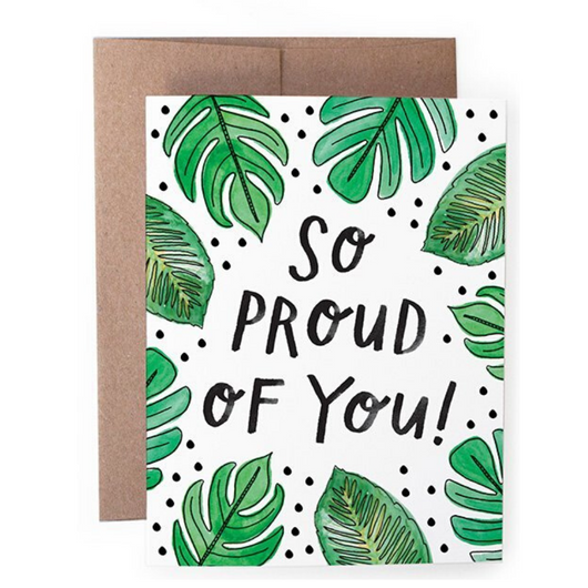 Handzy Shop + Studio - Proud Palms Card