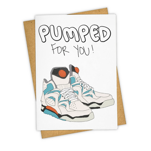 Tay Ham - Pumped For You Card