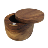 Be Home - Teak Cellar with Pivoting Lid, Small