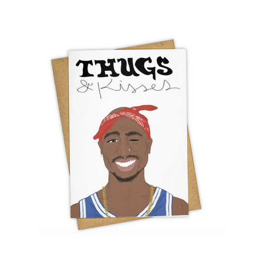 Tay Ham - Thugs and Kisses Card