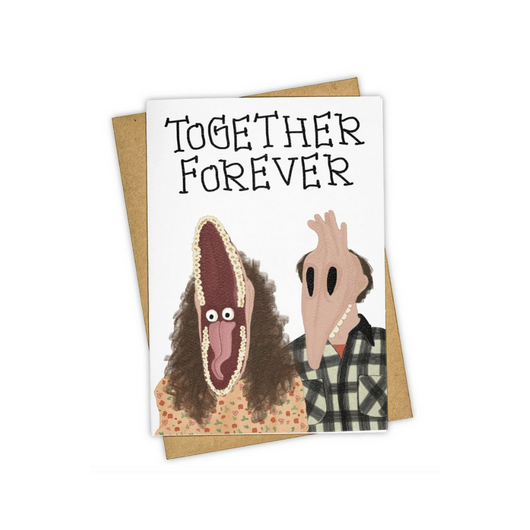 Tay Ham - Together Forever Card