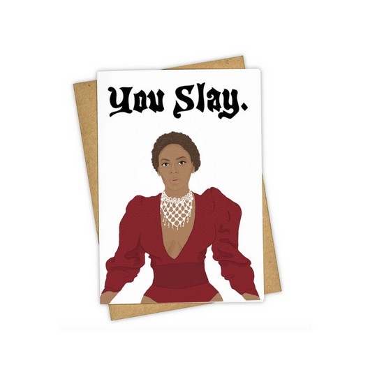 Tay Ham - You Slay Card