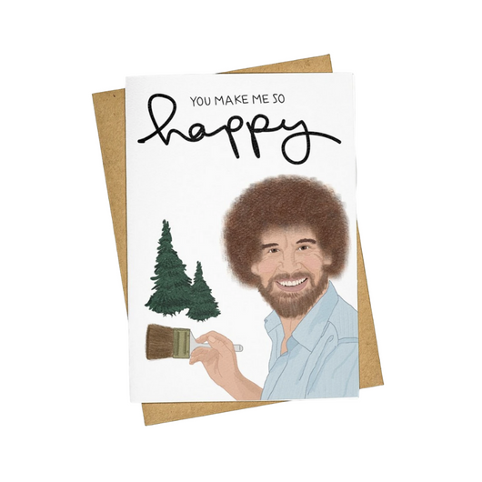 Tay Ham - Happy Trees Card