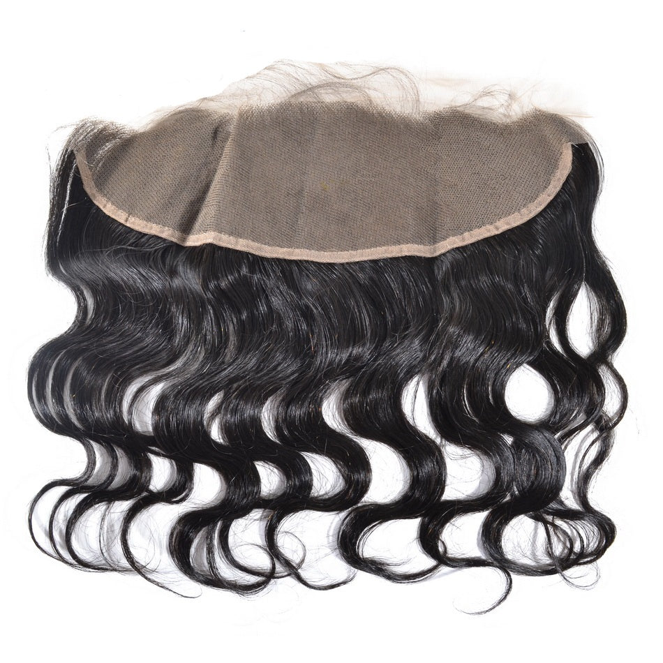 Pre-plucked Body Wave Lace Frontal