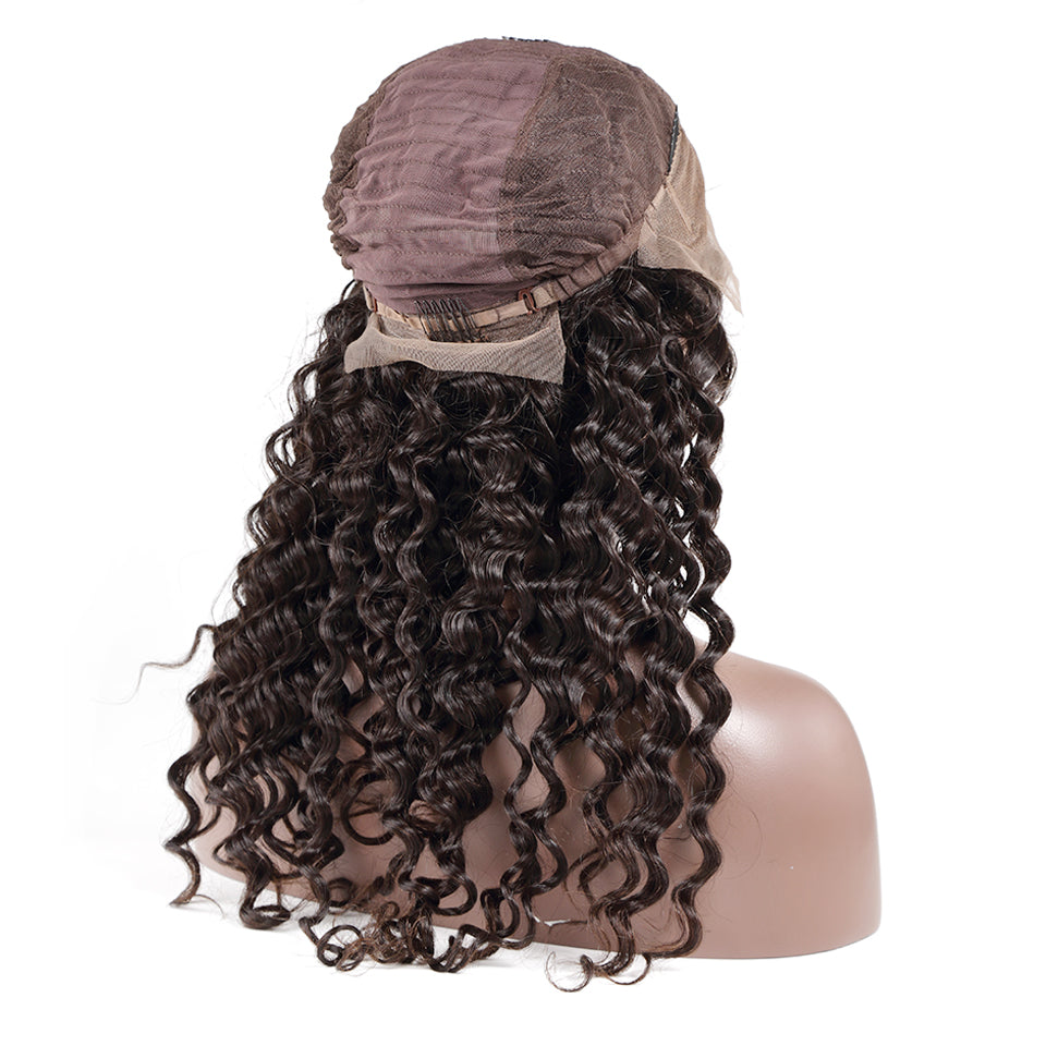 Deep Wave 360° Lace Wig