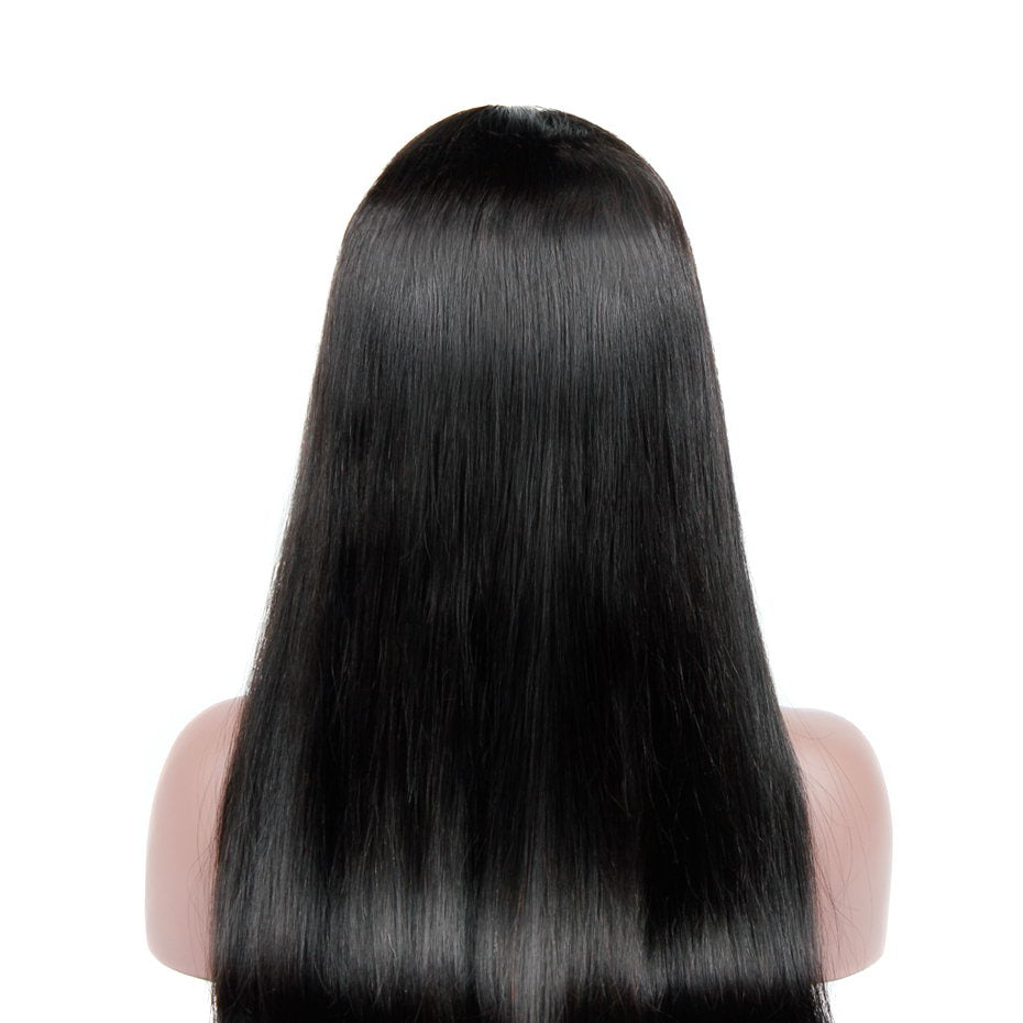 Silky Straight 360° Lace Wig