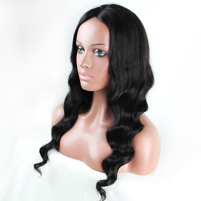 Rapunzel's Design Loose Wave Human Hair Wig
