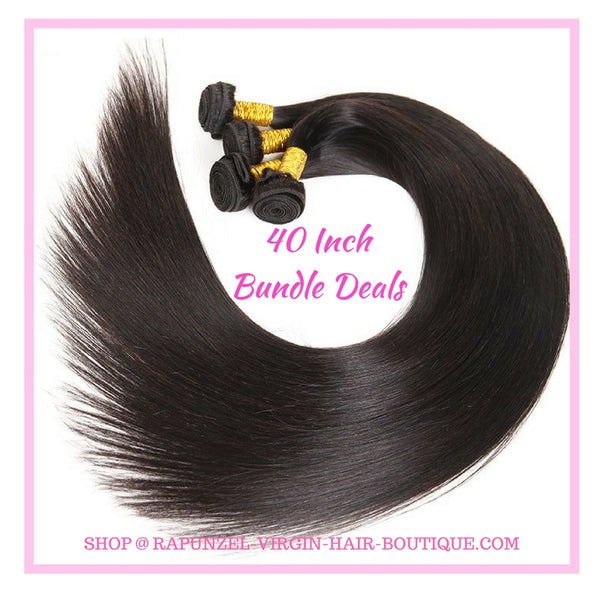 40'' Inch Bundle Deal | 3 Bundles