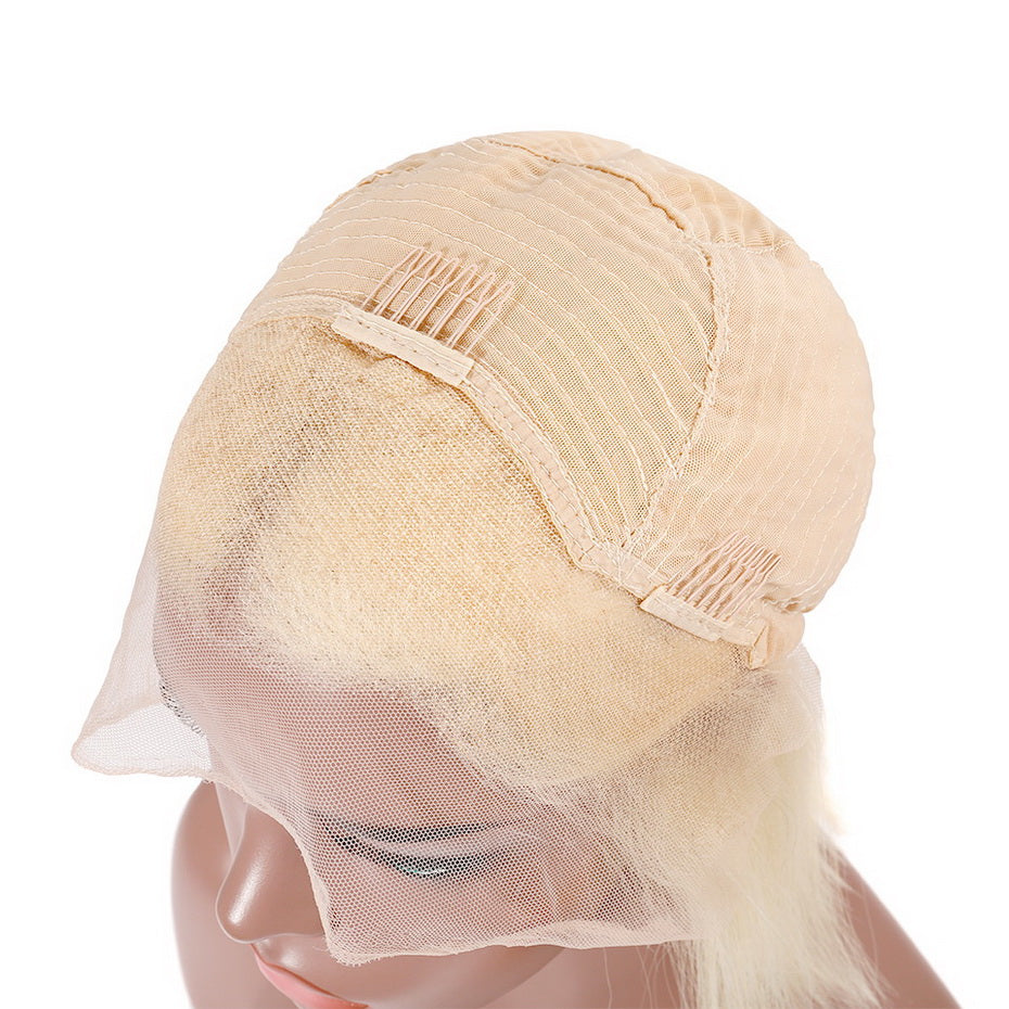 613 Blonde Bob - Short Lace Wig