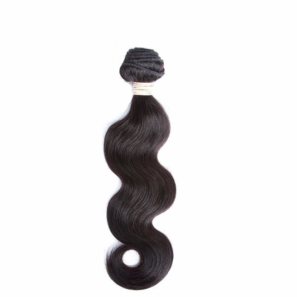 body wave Brazilian virgin hair weave