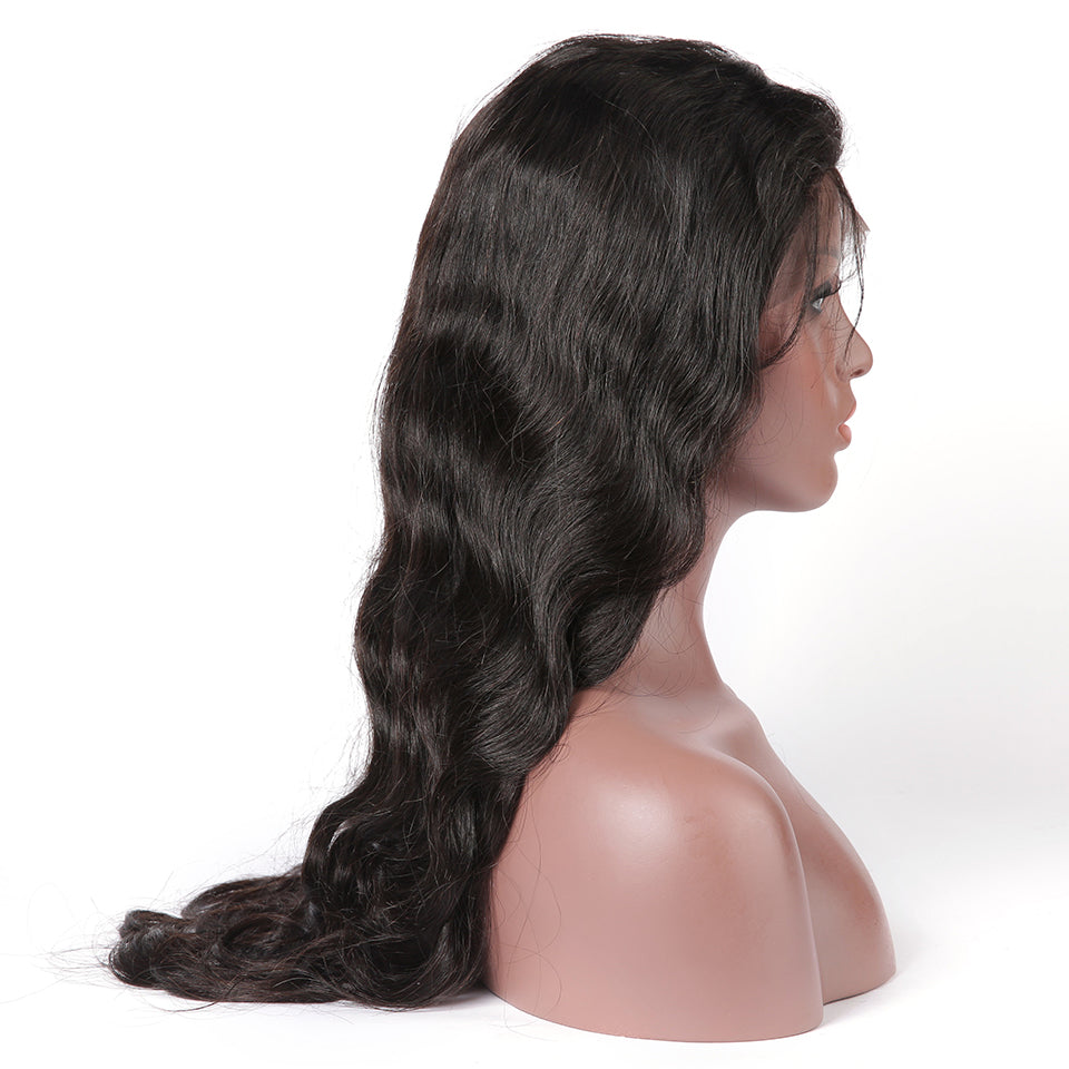Rapunzel's Design Body Wave Human Hair Wig