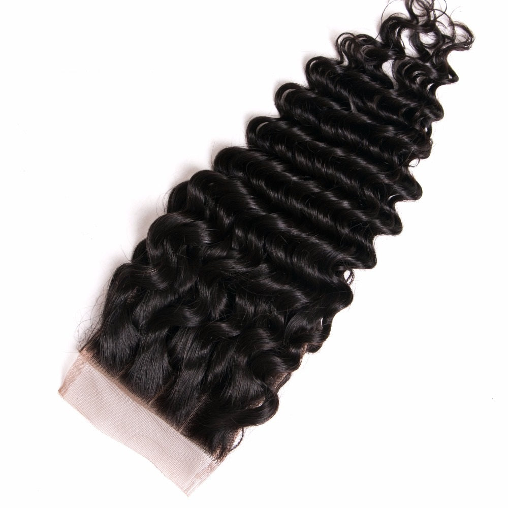 Lace Closure - Deep Wave