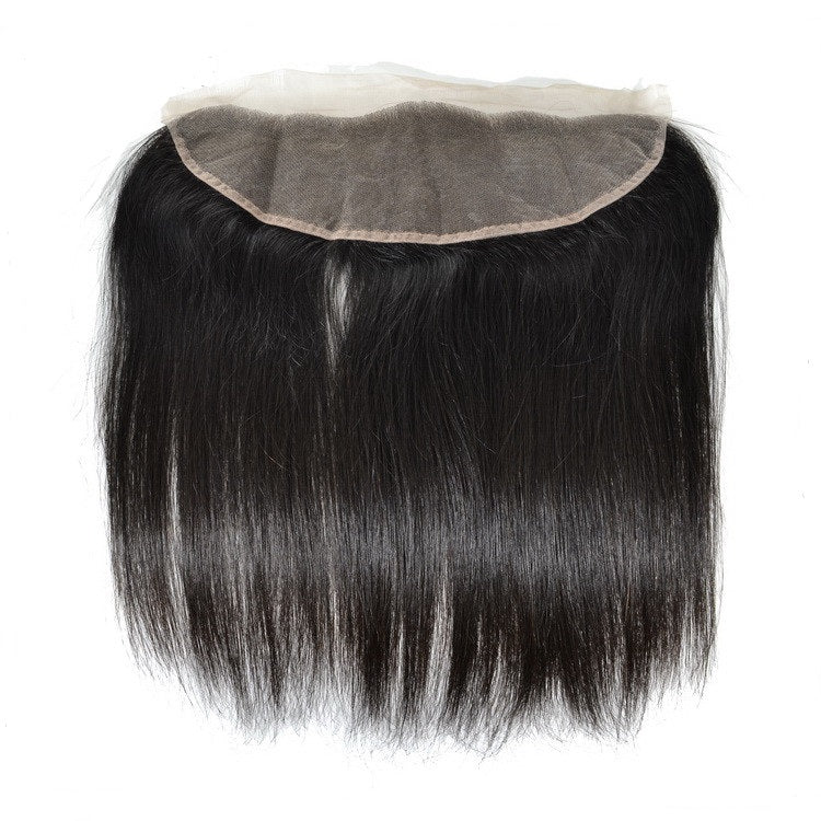 Pre-plucked Silky Straight Lace Frontal